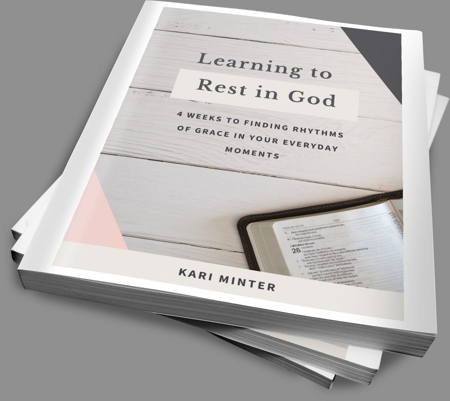 Book study rest in God